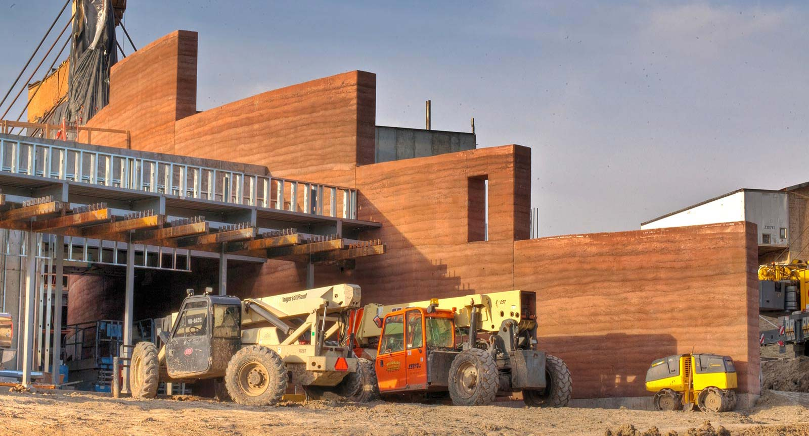 SIREWALL | Structural Insulated Rammed Earth – The art and ... on