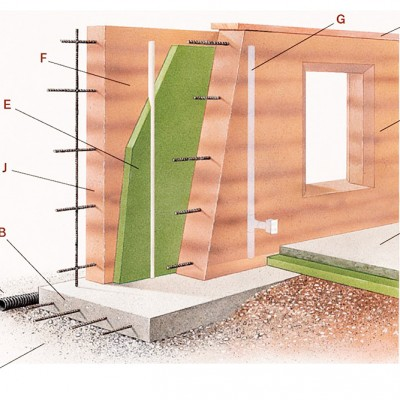 rammed earth wall construction pdf